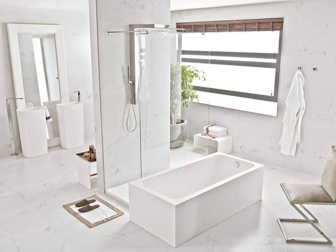 Baño CARRARA